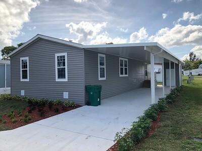Mobile Home at 313 Waddell St Melbourne, FL 32901