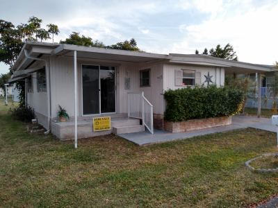 Mobile Home at 6330 NW 29th Street Margate, FL 33063