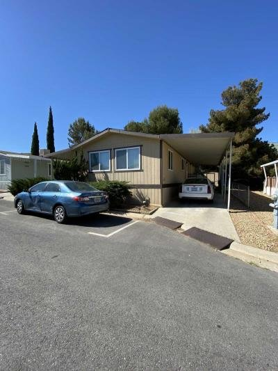 Mobile Home at 40701 Rancho Vista Blvd #284 Palmdale, CA 93551