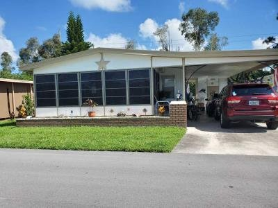 Mobile Home at 442 Avanti Way Blvd North Fort Myers, FL 33917