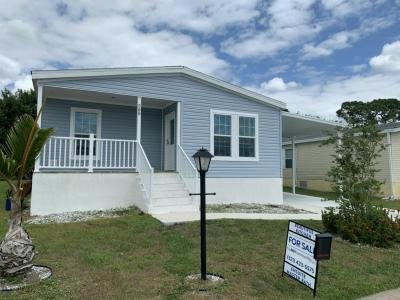Mobile Home at 588 Johnathans Cay Vero Beach, FL 32966