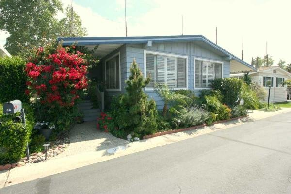 1975 SILVERCREST Mobile Home For Sale