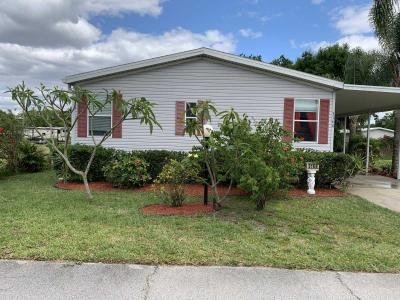 Mobile Home at 3160 Carpenter Lane Saint Cloud, FL 34769