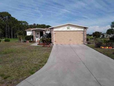 Mobile Home at 19538 Ravines Ct., #34J North Fort Myers, FL 33903
