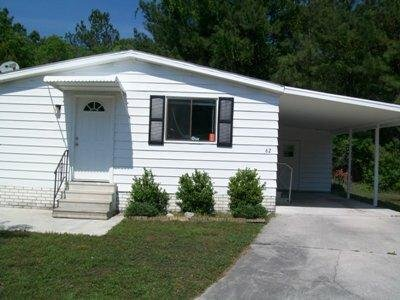 Mobile Home at 2081 Chaffee Rd Lot #62 Jacksonville, FL 32221