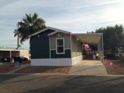 Mobile Home at 12721 W Greenway Rd Lot #133 El Mirage, AZ 85335