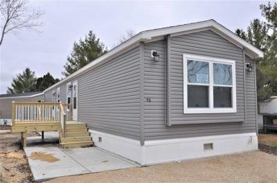 Mobile Home at 46 Meadowbrook Park Iron Ridge, WI 53035