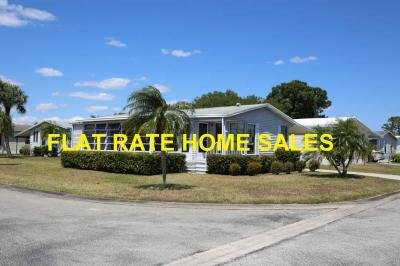 Mobile Home at 260 Bimini Cay Circle Vero Beach, FL 32966