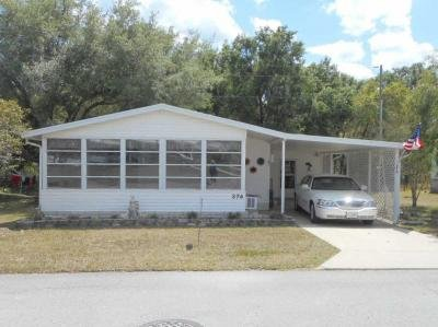 Mobile Home at 374 Camellia Drive Fruitland Park, FL 34731