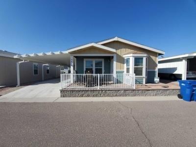 Mobile Home at 650 N. Hawes Rd. #3806 Mesa, AZ 85207