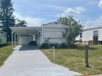 Mobile Home at 34 Flamenco Way Port Saint Lucie, FL 34952