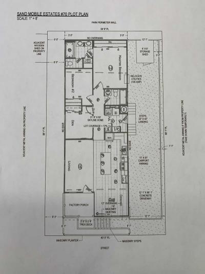 Mobile Home at 323 North Euclid Street #70 Santa Ana, CA 92703