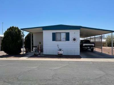 Mobile Home at 9427 E. University Drive Mesa, AZ 85207