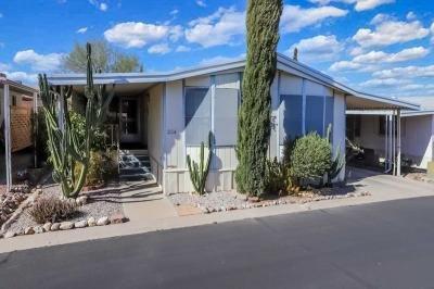 Mobile Home at 8401 S Kolb Rd #204 Tucson, AZ 85756