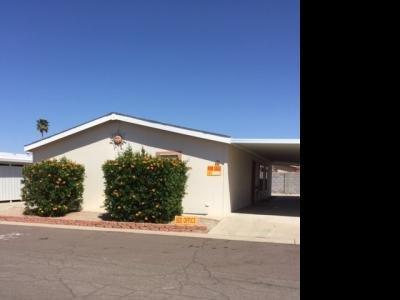 Mobile Home at 3700 S. Tomahawk Rd. Apache Junction, AZ 85119
