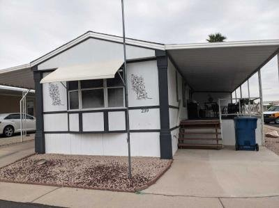 Mobile Home at 301 S. Signal Butte Rd Apache Junction, AZ 85120