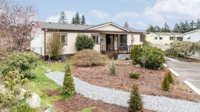 Mobile Home at 1111 Archwood Dr SW #277 Olympia, WA 98502