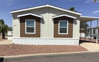 Mobile Home at 2000 S. Apache Rd., Lot #391 Buckeye, AZ 85326