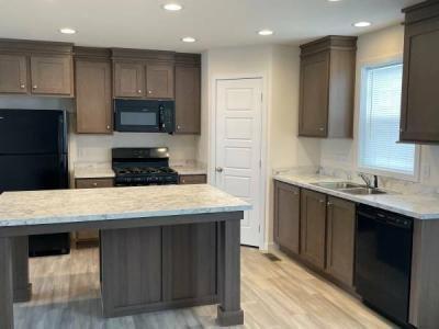 Mobile Home at 7274 Gillinham Way Fort Wayne, IN 46818