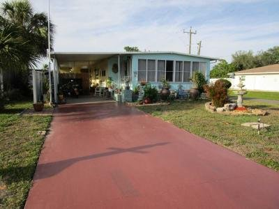 Mobile Home at 991 Lucaya E. Venice, FL 34285