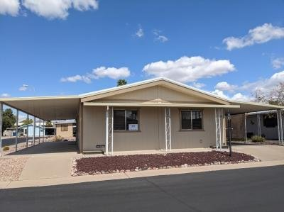 Mobile Home at 834 S. Meridian Rd Apache Junction, AZ 85120