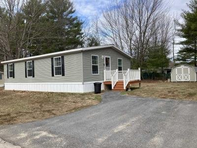Mobile Home at 52 Willow Drive Sanford, ME 04073