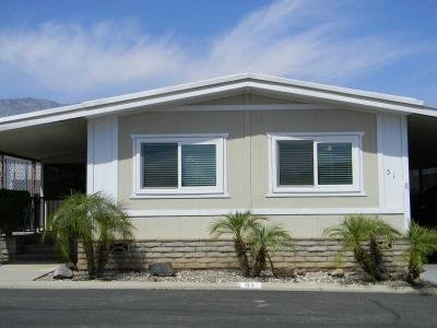 Mobile Home at 9800 Baseline Rd. #51 Alta Loma, CA 91701