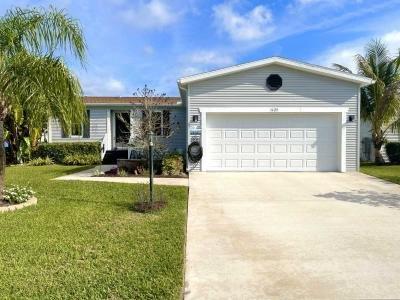 Mobile Home at 1125 W. Lakeview Dr Sebastian, FL 32958