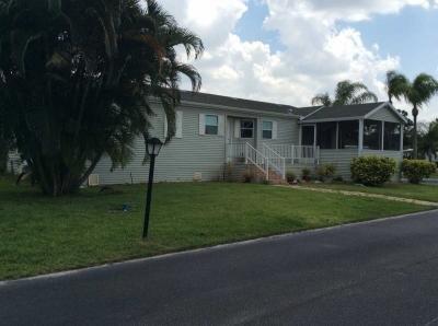 Mobile Home at 6380 Cypress Lane Lantana, FL 33462