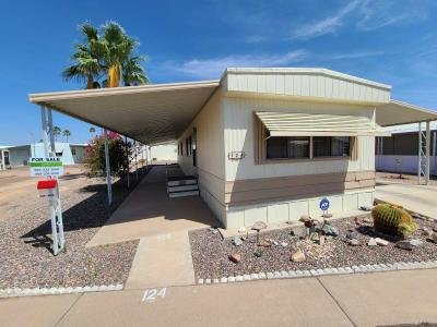 Mobile Home at 1855 W Southern Ave #124 Apache Junction, AZ 85120