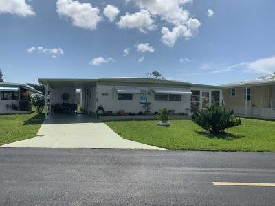 Mobile Home at 8608 Duchess Court West., Lot #383 Boynton Beach, FL 33436