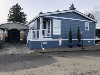 Mobile Home at 6120 SW 124th Ave #28 Beaverton, OR 97008