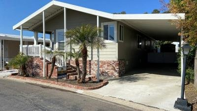 Mobile Home at 32371 Alipaz Street #122 San Juan Capistrano, CA 92675
