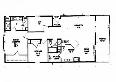 Mobile Home at 2464 Boca Way Place Melbourne, FL 32904
