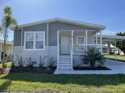 Mobile Home at 20 Serendipity Blvd. North Fort Myers, FL 33903