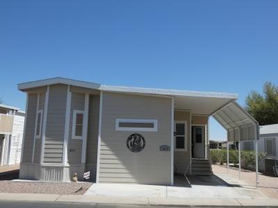 Mobile Home at 1110 North Henness Rd. #1873 Casa Grande, AZ 85122