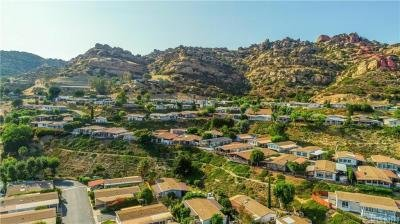 Mobile Home at 24303 Woolsey Canyon Rd.  #138 West Hills, CA 91304