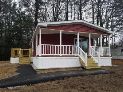 Mobile Home at 24 Queens Lane Epsom, NH 03234