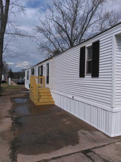Mobile Home at 4610 8th Street South, Site # 18 Wisconsin Rapids, WI 54494