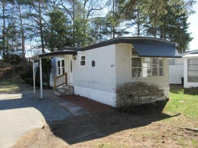 Mobile Home at 735 Memorial Dr #65-A Chicopee, MA 01020