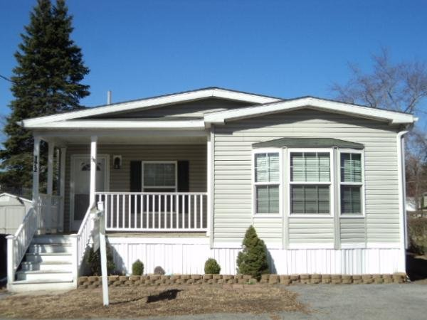 Photo 1 of 2 of home located at 430 Route 146 Lot 122 Clifton Park, NY 12065
