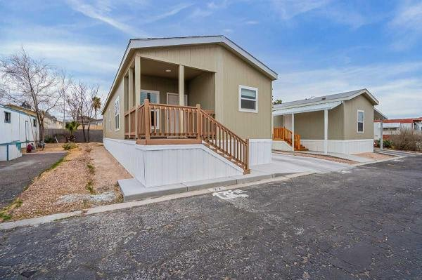 Photo 1 of 2 of home located at 4470 Vegas Valley Dr. 27 Las Vegas, NV 89121
