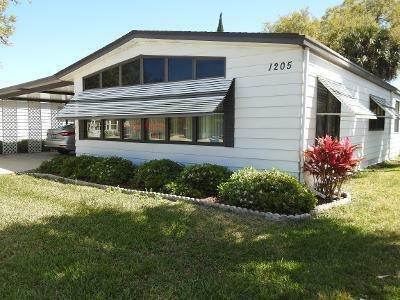 Mobile Home at 1205 Las Brisas Dr Port Orange, FL 32129