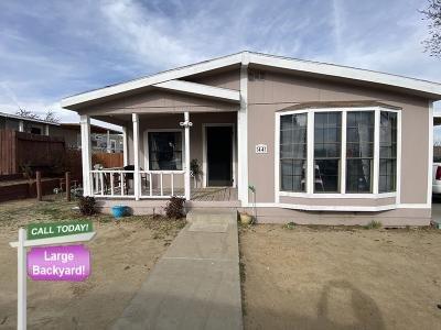Mobile Home at 44 Chablis Reno, NV 89512