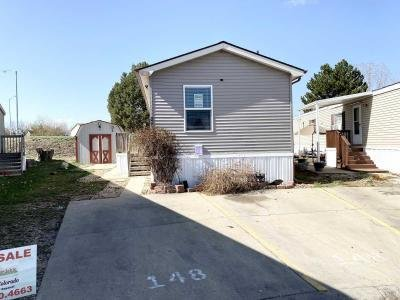 Mobile Home at 2885 E. Midway Blvd. #148 Denver, CO 80234