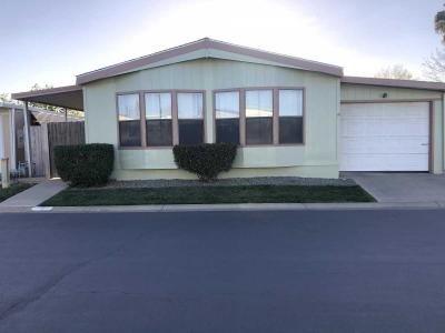 Mobile Home at 7855 Cottonwood Lane #12 Sacramento, CA 95828