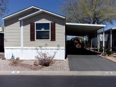 Mobile Home at 7112 Pan American Fwy NE #38 Albuquerque, NM 87109