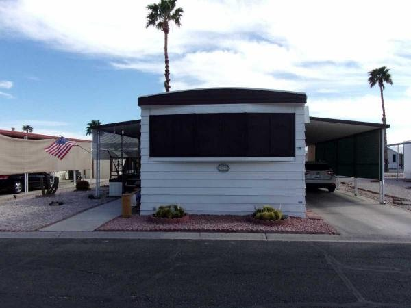 1980 Palm Harbor Mobile Home For Sale