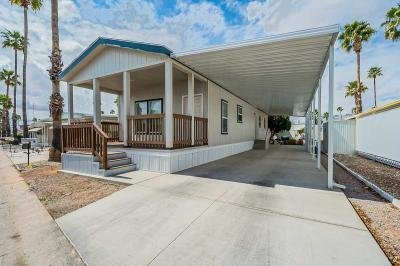 Mobile Home at 10540 E Apache Trail #93 Apache Junction, AZ 85120