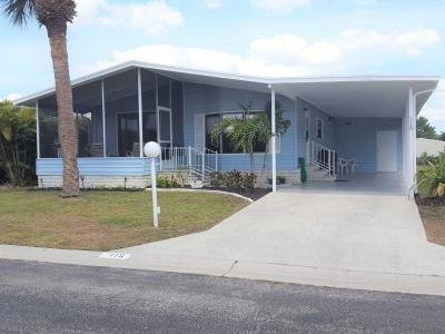 Mobile Home at 116 Wood Thrush Drive Vero Beach, FL 32966